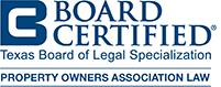 TX Board Certified